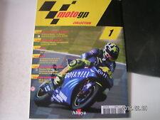** Moto GP collection n°1 Valentino Rossi  Circuit de Jerez  La Clinique Mobile