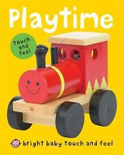 Bright Baby Touch and Feel Playtime