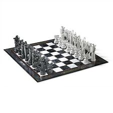 Harry Potter Wizard Chess Set Playing Board Game Movie Collectible Fan Cardboard