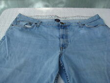 LANDS'END DENIM JEANS - Size 43 X 25 -  GOOD CONDITION