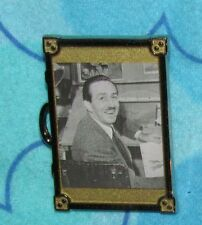 Disney Pin Walt Disney Photo Drawing Board Legacy of a Dream Suitcase