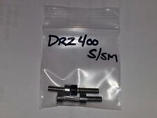 Suzuki DRZ400 S/SM Stainless Carburetor Carb Float Bowl Screws