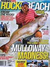 Fishing Tips Presents Rock & Beach Guide - 20% Bulk Magazine Discount Available