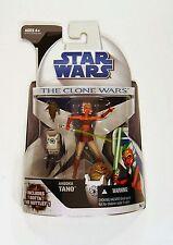 Hasbro Star Wars The Clone Wars Ahsoka Tano w/ Rotta Huttlet Figure
