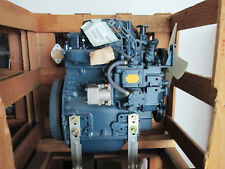KUBOTA D850 ENGINE ORIGINAL  3C, 850cc, 19-20HP