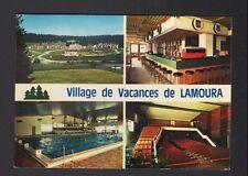 LAMOURA-COMBE (39) VILLAGE VACANCES avec PISCINE & SALLE de SPECTACLE en 1977