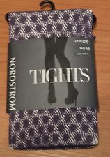Nordstrom Tights - Purple Berry - Lace - Dots Size A/B