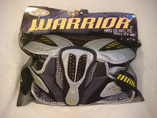LACROSSE WARRIOR MPG 10 HITLITE SHOULDER PADS SIZE L