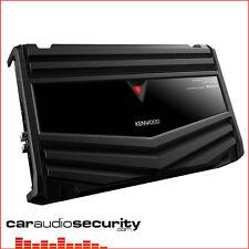 KENWOOD KAC-6406 4-Channel Amplifier Car Amp 500 Watts Amplifier