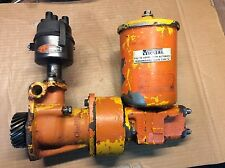 Minneapolis Moline Distributor Drive Vickers Hydraulic Power Steering Pump