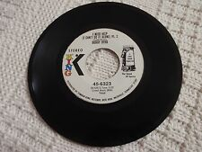 BOBBY BYRD I NEED HELP I CAN'T DO IT ALONE PARTS 1 & 2 KING 6323