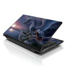 "17.3"" 18"" 19"" Laptop Notebook Skin Sticker Protective Deca Night Dragon L-H15581"