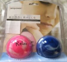 NIP empower® BODDI BALLS package of two scented stress relief balls