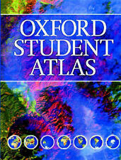 Patrick Wiegand The Oxford Student Atlas Very Good Book