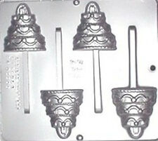 Wedding Cake Lollipop Chocolate Candy Mold Wedding 668 NEW
