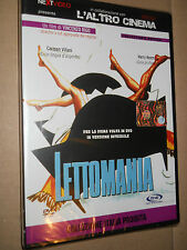 LETTOMANIA DVD originale sigillato Next Video