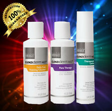 Obagi Clenziderm Trio KIT: Foaming Clns,Pore Therapy,Therapeutic LOTION *NB*