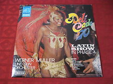LP WERNER MÜLLER Delicado 70 Latin Show in PHASE 4 STEREO DECCA