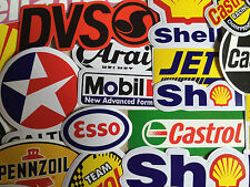 Sticker Decal Aufkleber Special Set (SPO) -  20 Sponsoren / Racing Sticker