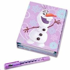 Disney Store Frozen Trifold Journal Set