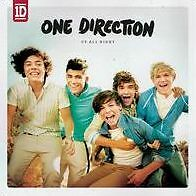 ONE DIRECTION : UP ALL NIGHT (CD) sealed