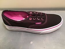 VANS New Authentic Clear Eyelets Vault Lady size USA 7