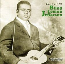 Best Of Blind Lemon Jefferson - Blind Lemon Jefferson (2000, CD NEU)