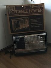 Vintage Sears Portable Heater 34 7162!  Works Great!