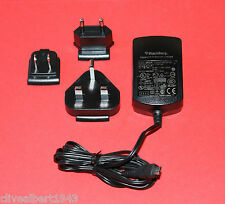 Original Blackberry Micro Usb Red Cargador 9900/9300/9800 / 9790/9930/8520 Etc Nuevo