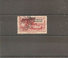 TIMBRE AEF FRANKREICH KOLONIE 1936 N°26 OBLITERE USED