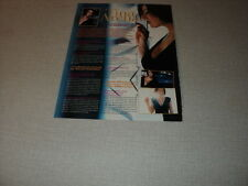 G120 TINA ARENA  '2002 FRENCH CLIPPING