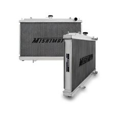 MISHIMOTO ALUMINUM RADIATOR FOR 95-98 240SX S14 KA24 RB25 SWAP