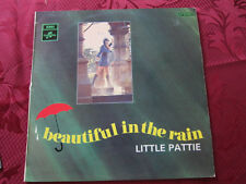 LITTLE PATTIE Beautiful in the rain Australian lp