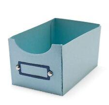 Lifestyle Crafts QuicKutz Cutting Die Set LIBRARY BOX  ~2 Dies -DC0456, 03470-2