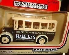 MODELS OF DAYS GONE BY LLEDO HAMLEYS TOYSHOP LONDON BUSS  FREE U.S. SHIPPING