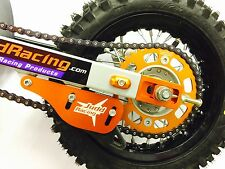 KTM 50 2016 Swingarm Extension Kit, Extended Swing Arm, Big Wheels, ORANGE.