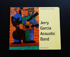 Jerry Garcia Acoustic Band Almost Acoustic CD 2010 Remaster ! 1987 Grateful Dead