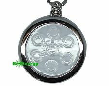 MINI BIO Disc Powerful Quantum Scalar Energy Pendant Necklace Balance  Power