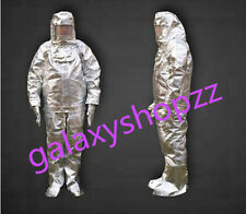 Thermal Radiation 1000 Degree Heat Resistant Aluminized Suit Fireproof Clothes