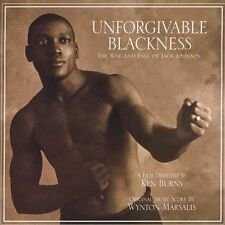 Blackness: The Rise and Fall of Jack Johnson by Wynton Marsalis (CD) brand new
