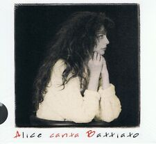Alice - Canta Battiato - CD Neu - Per Elisa - Summer On A Solitary Beach
