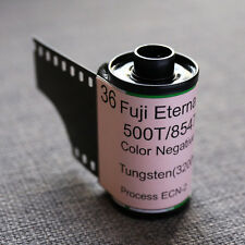 35mm-Fuji Vivid 500T/8547 motion picture color negative film, 36 exp