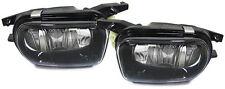 BLACK FOG LIGHTS FOR MERCEDES SLK R170 2000-2004 & R171 2004-2007 MODEL