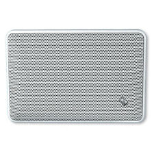 PolyPlanar 3-Way Platinum Panel Rectangular Waterproof Boat Speakers PAIR White