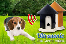 Puppy Dog Ultrasonic Outdoor Stop Bark Anti Barking Control System Device