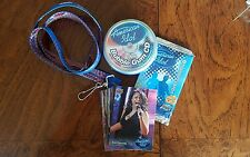 Official American Idol Lanyard, Bubble Gum, and Trading Cards