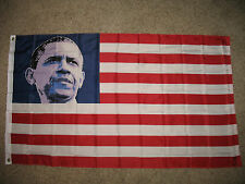 3x5 Obama Democratic National Flag 3'x5' Banner Brass Grommets