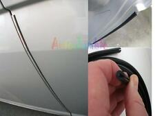 SAAB 93 Convertible CHROME Car door guard scratch protector U shape edge 2M Roll