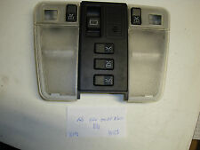 Mercedes-Benz W140 300SE 300SEL BLACK dome light with sunroof switch 1408200001