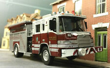 1:76 80 87 HO/OO/00 2006 Pierce Quantum Pumper Tender USA Fire Engine Model